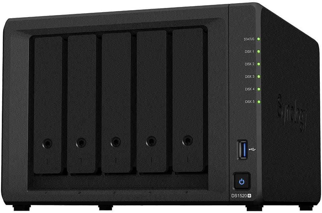 Synology DS1520+ for $649.99 w/ free shipping