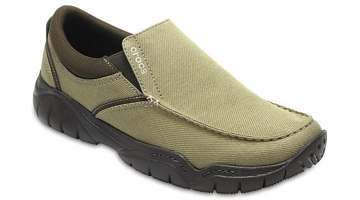 Crocs Mens Swiftwater Casual Slip-On $28