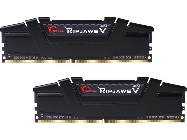G.SKILL Ripjaws V Series 16GB DDR4 3000 CL15 - $164.99 (Sale)