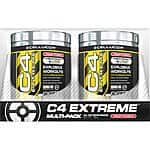 COSTCO - Cellucor C4 Extreme Pre-Workout Intensifier Fruit Punch, 2-pack 30-servings (60 total)  $31.99