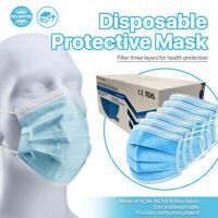 $9.99 [50 PCS] 3-Ply Disposable Face Mask - Non Medical