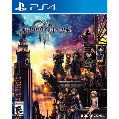Kingdom Hearts III - (PS4 & XBOX One) : Target / [+FREE KH ITEM, UP TO 24.99 VALUE] $59.99