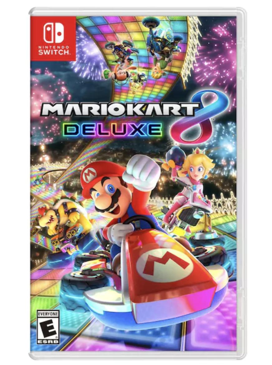Mario Kart 8 Deluxe (Nintendo Switch) $49.99