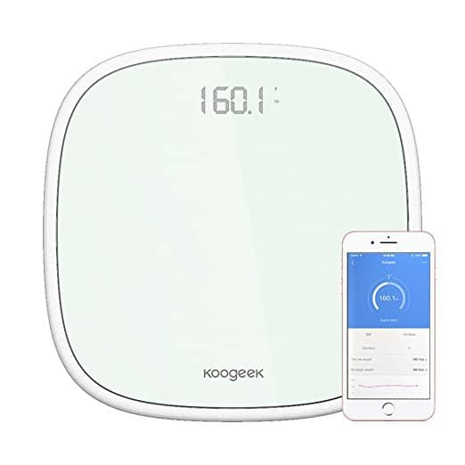 $23.19 urlhasbeenblocked Smart Body Scale Bluetooth 4.0 Digital Body Weight Scale & Body Composition Monitor with Fitness App, Baby Weighing, 16 Users Recognition