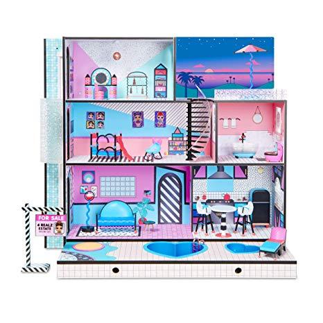 Lol Surprise Doll House 79 99 At Meijer Ymmv Slickdeals Net