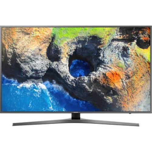 "Samsung 40"" MU7000 HDR UHD Smart LED TV for $479.99"