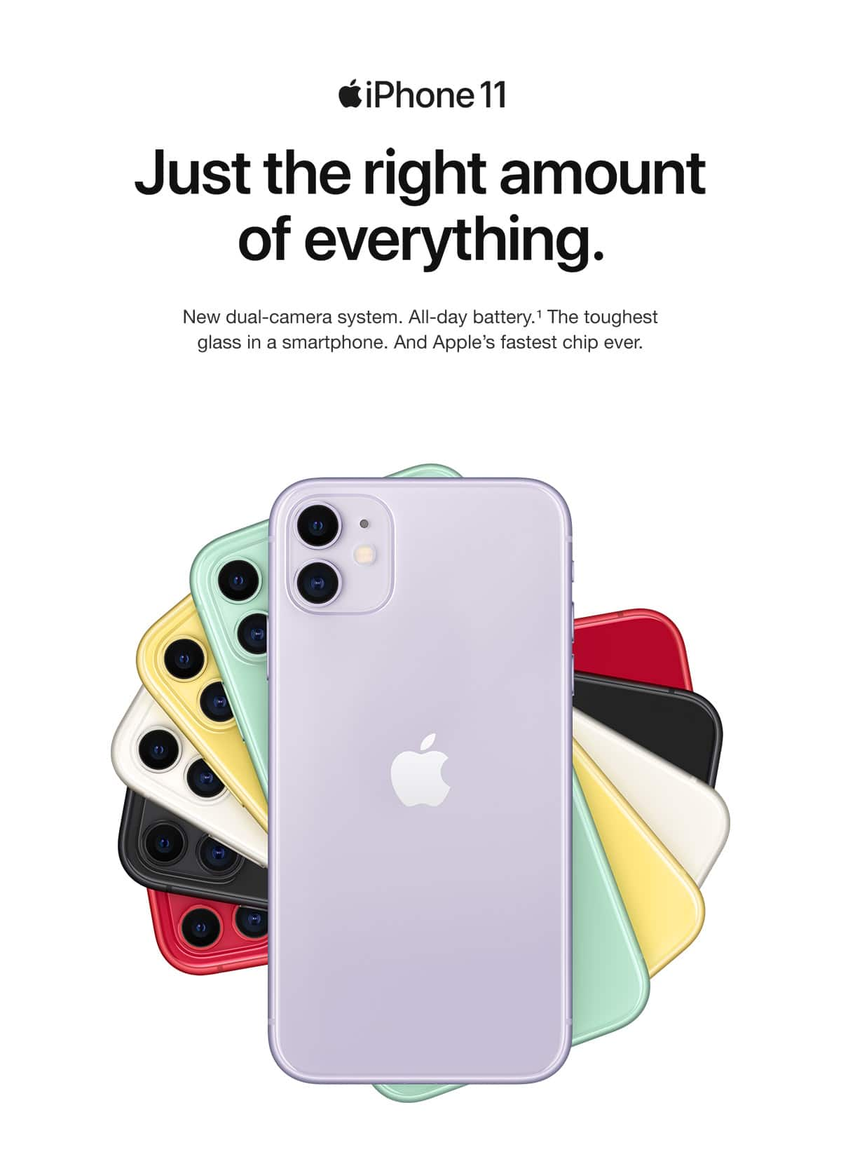 Sprint (now part of T-Mobile): Free Apple iPhone 11 via 24 monthly bill credits with port in and qualifying trade in