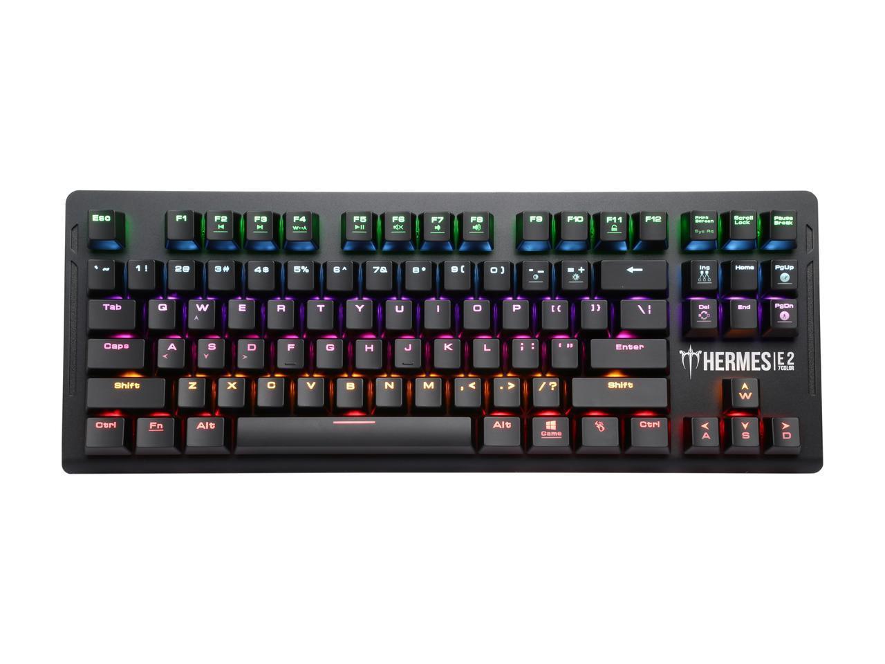 RGB Gamdias Mechanical Keyboard TKL and 12000dpi Gaming Mice $49.99