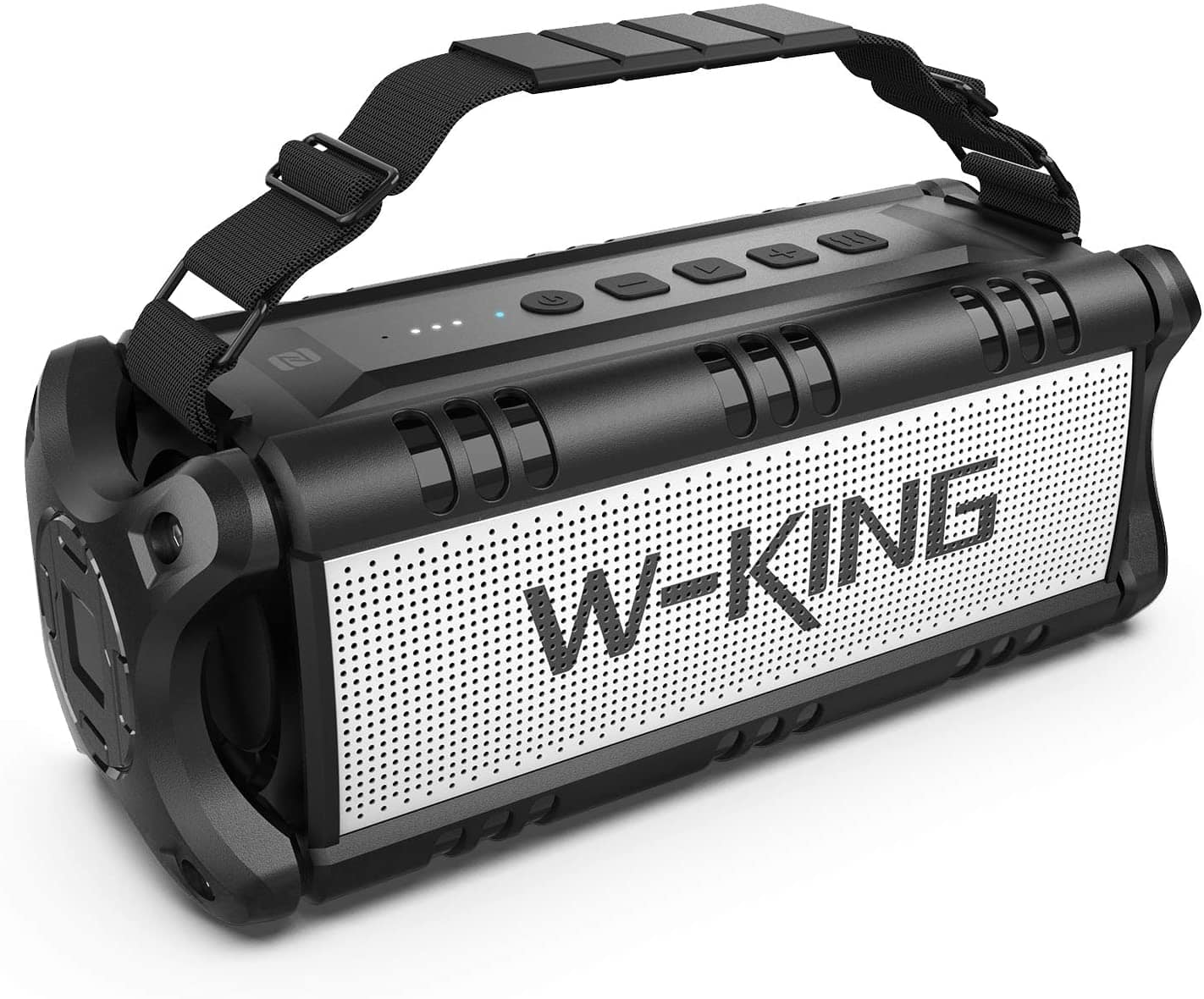 W-KING 50W(70W Max) Portable Wireless Bluetooth 5.0 Speaker - $50 AC after 35% Coupon