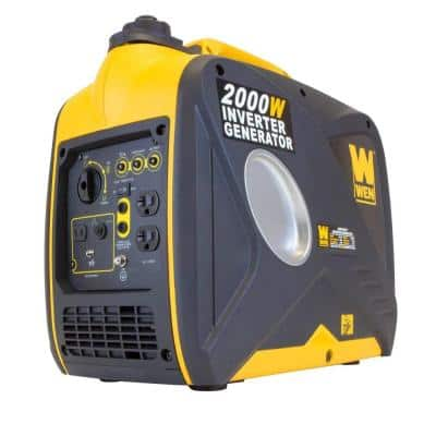 WEN 56200i, 1600 Running Watts/2000 Starting Watts Generator Inverter @ Home Depot $414 (also -$60 lower with Amex HD promo YMMV)