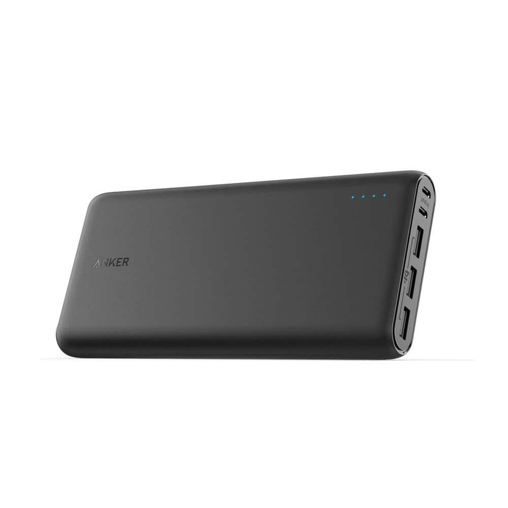 Anker PowerCore 26800 Portable Charger, 26800mAh External Battery with Dual Input Port and Double-Speed Recharging, ONLY $36.99 FOR Prime Day, Code Limited