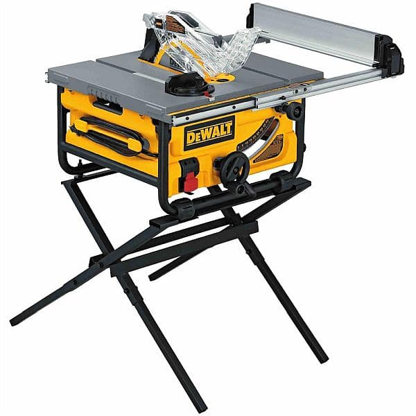 Dewalt Dw745s 10 In Compact Table Saw With Stand 299