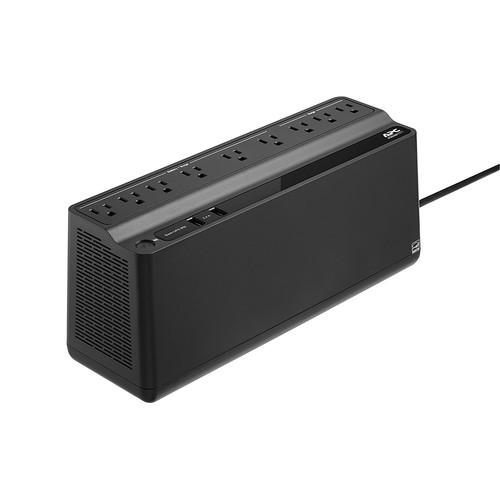APC Back-UPS 850VA UPS Battery Backup & Surge Protector with USB Charging Ports (BE850M2) $59.99