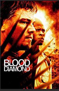 Blood Diamond movie 2006 for $4.99