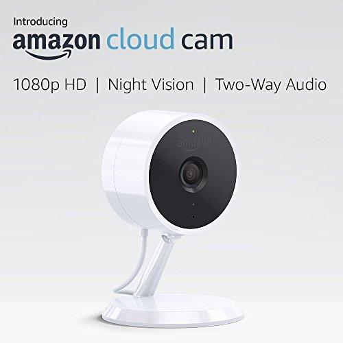 Save $20 on Amazon Cloud Cam