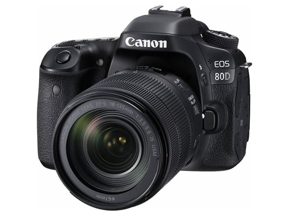 Canon 80D with 18-135mm USM lens at WOOT $1119.99