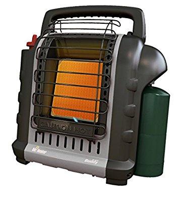 Mr. Heater Buddy Portable Heater $53 @ Amazon