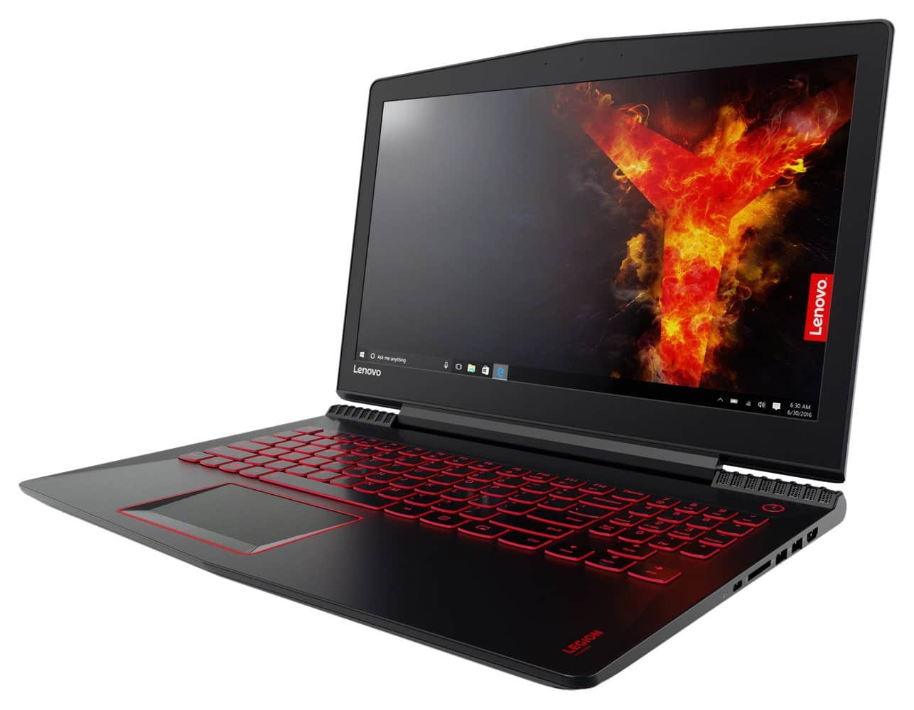 "Lenovo Y520 15.6"" Gaming Laptop - 1050 Ti 4GB, i5-7300HQ, 8GB RAM, 256GB PCIe $879.99"