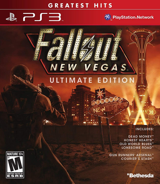 Fallout New Vegas Ultimate Edition $12 88 at Walmart YMMV