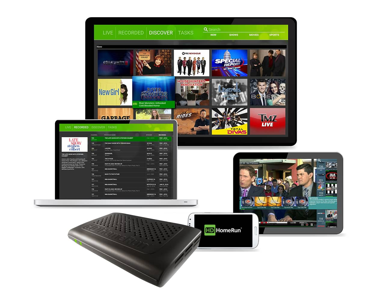SiliconDust HDHomeRun Prime CableCARD 3-Tuner $104.99