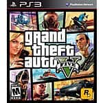 Grand Theft Auto V(PS3/360) - $29.99($27.99 pre-owned) @ Gamestop
