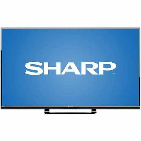 """Sharp LC-32LE451U 32"""" 720p 60Hz Class LED HDTV as low as $75 @ Walmart, IN STORE ONLY-YMMV"""