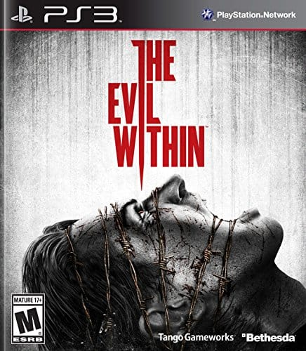 The Evil Within(PS3/360) - AS LOW AS $4.48 for PS3/360, $5.98 PS4/XB1 - IN STORE @ Target - YMMV