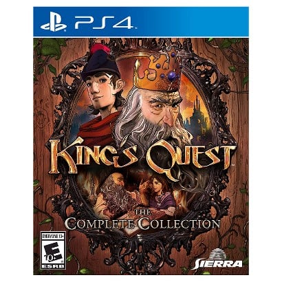 King's Quest: The Complete Collection(PS4/XB1) - $14.98($11.49 w/ 30% off pre-order promo this week) @ Target - IN STORE ONLY YMMV