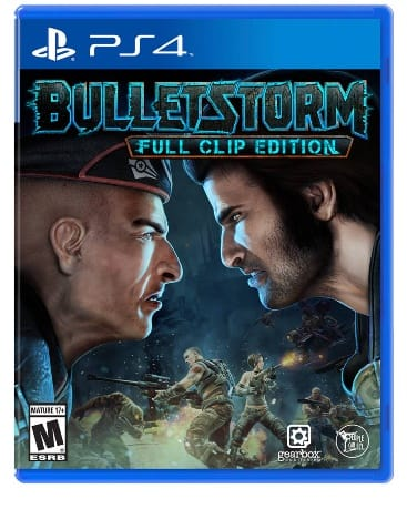 Bulletstorm Full Clip Edition (PS4) - as low as $5.98 @ Target - IN STORE ONLY - YMMV B&M