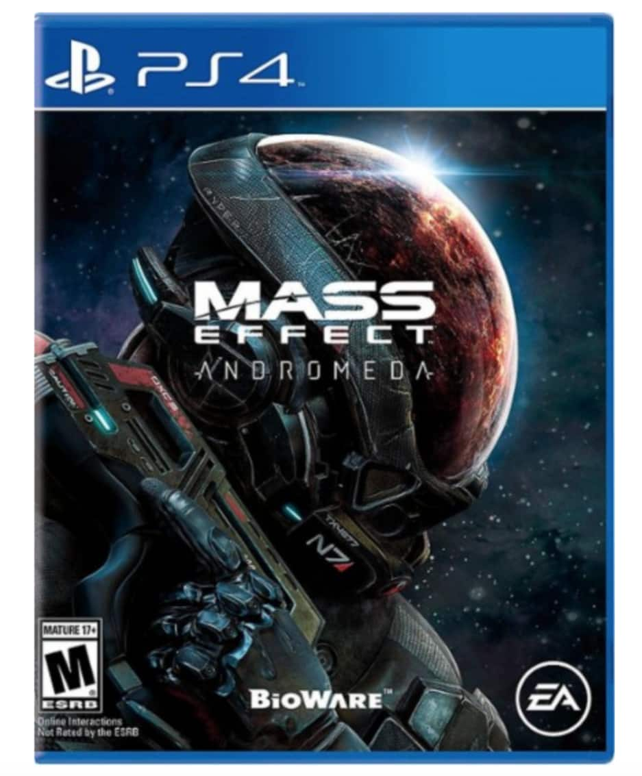 Mass Effect Andromeda(PS4 & XB1) - $14.99($11.99 w/GCU) @ Best Buy - Deal Of The Day
