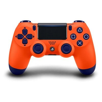Sunset Orange Dualshock 4 - $45.48 or less on clearance @ Target - IN STORE - YMMV
