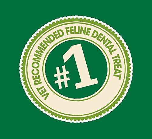 FELINE GREENIES Natural Dental Care Cat Treats 21 oz 5.14 with S&S $5.71