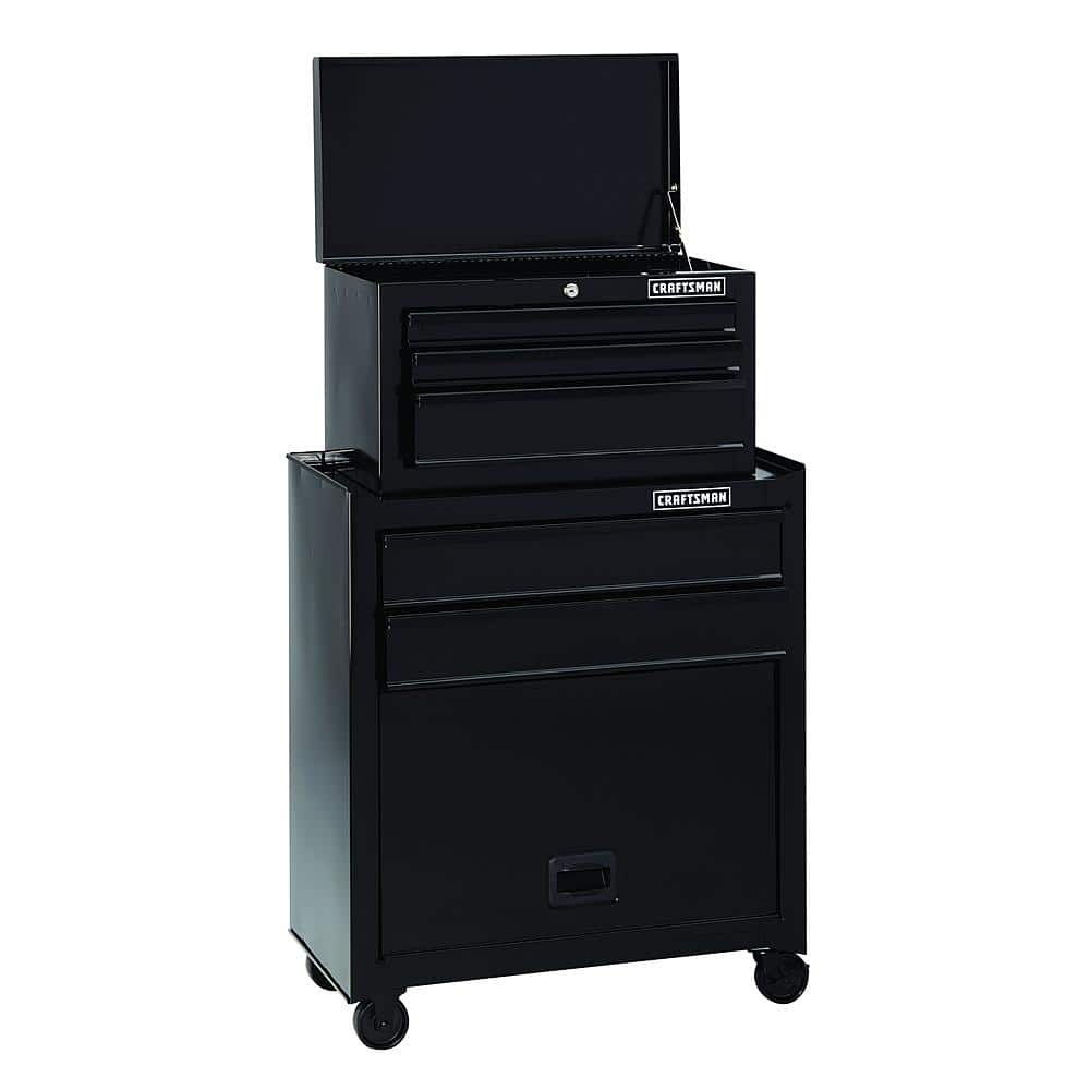 Craftsman 5-Drawer Tool Chest and Cabinet with a 58-piece Tool Set $119 + $21.20 SYWP $98.79