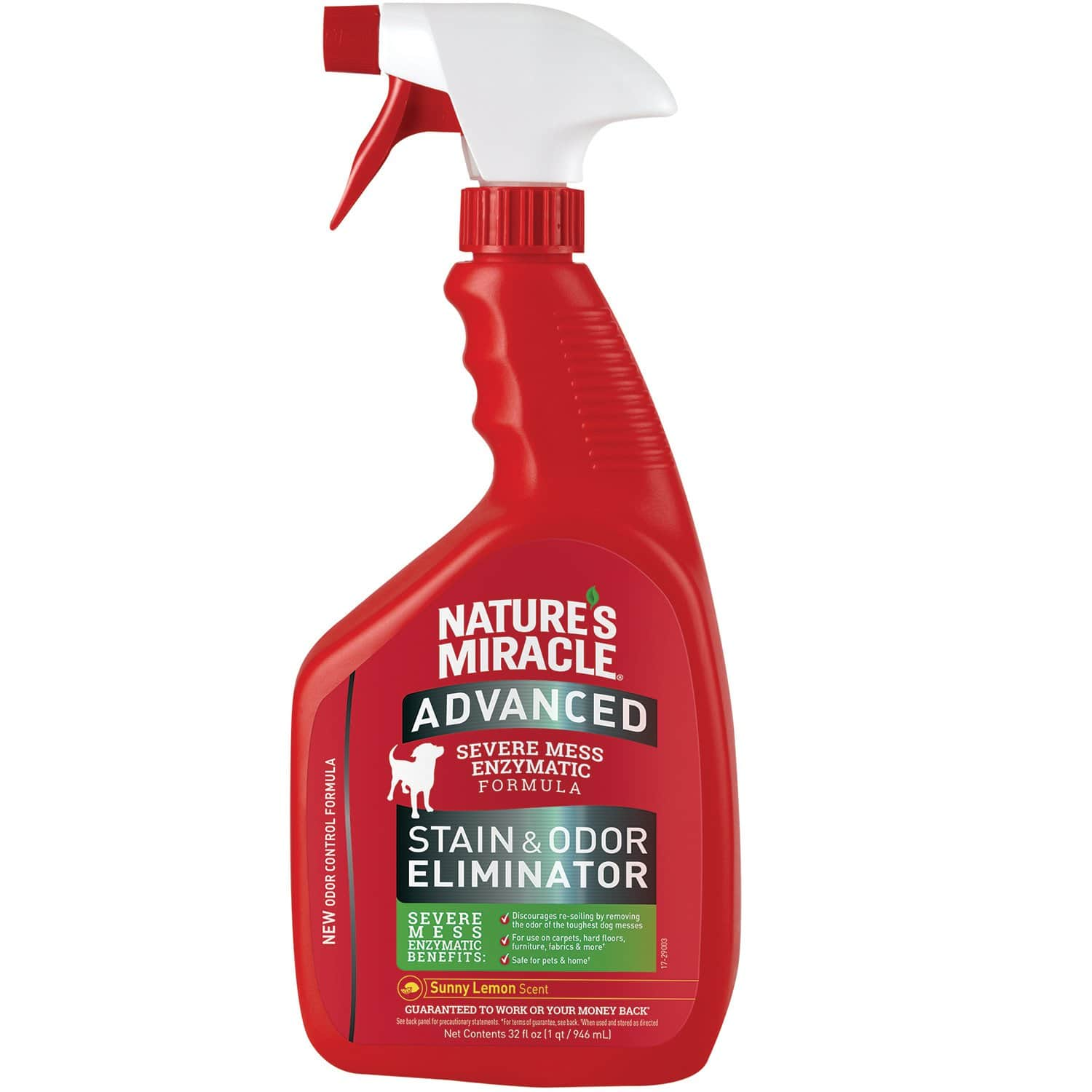 YMMV Nature's Miracle Dog Stain and Odor eliminator- starting at $2.33 w/ S&S