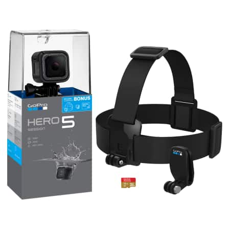 GoPro HERO5 Session Bundle $249