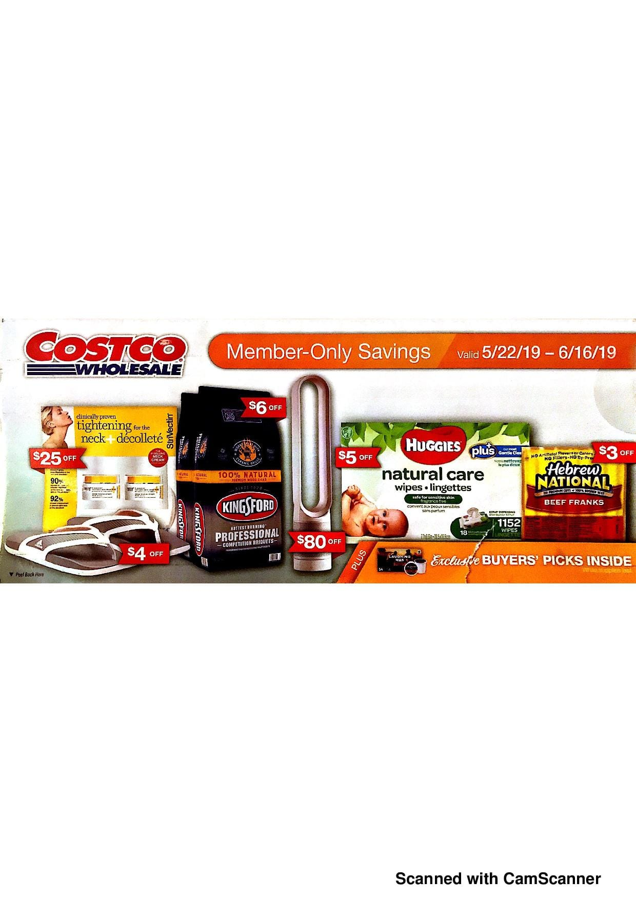 Costco May 2019 Coupon Book | May 22 - June 16, 2019