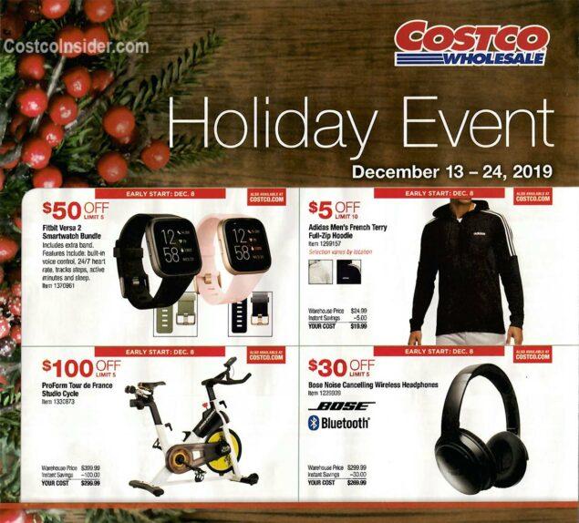 Costco December 2019 Holiday Event Book | Dec 13 - Dec 24, 2019