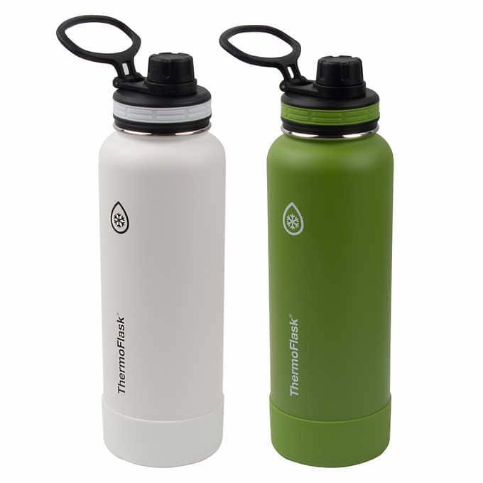 Thermoflask 40oz insulated water bottle (2 pack) $22.99 @ Costco