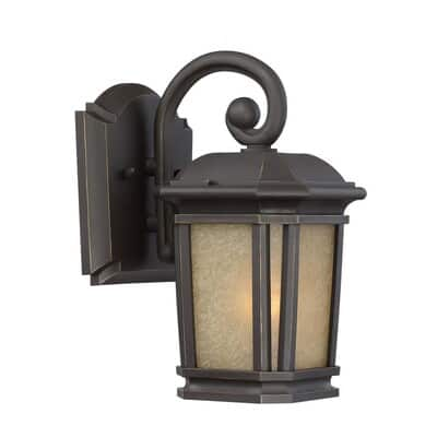 Quoizel Corrigan Outdoor Light $16.79 YMMV