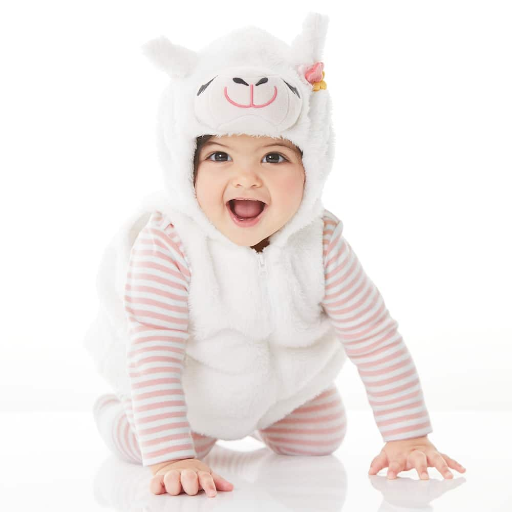 Baby Girl Carter's Little Llama Halloween Costume $4.4