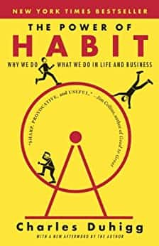 The Power of Habit: Why We Do What We Do in Life and Business (Kindle eBook) $2.99