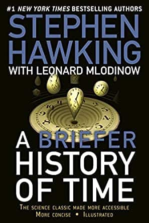 A Briefer History of Time: The Science Classic Made More Accessible Reprint Edition, (Kindle eBook) $2.99