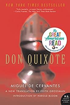 Don Quixote (Kindle eBook) $1.99