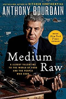 Medium Raw: A Bloody Valentine to the World of Food and the People Who Cook (P.S.) (Kindle eBook) $2.99