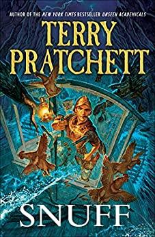 Snuff: A Novel of Discworld (Kindle eBook) $2.99