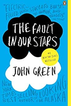 The Fault in Our Stars (Kindle eBook) $2.99