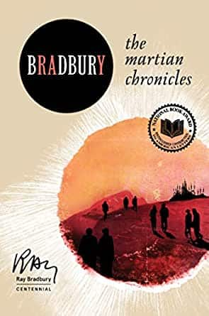 The Martian Chronicles Reprint Edition, (Kindle eBook) $2.99