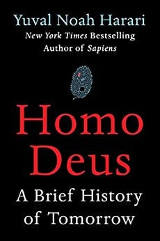Homo Deus: A Brief History of Tomorrow for Kindle - $5