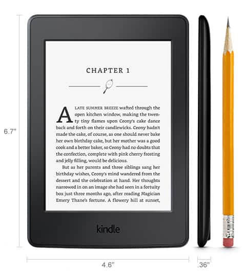 Kindle Paperwhite $90