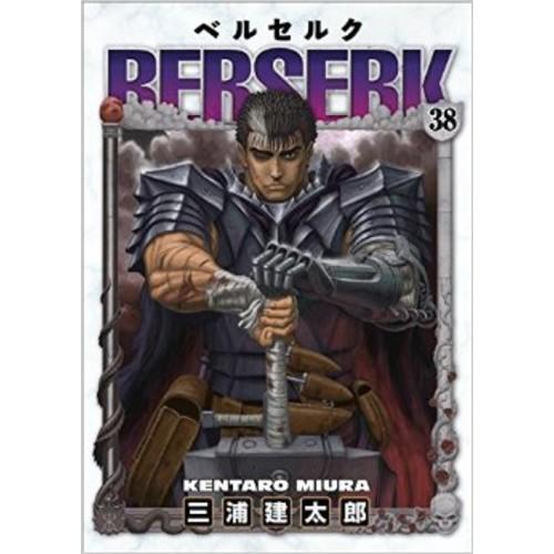 Berserk Volume 38 $9.7